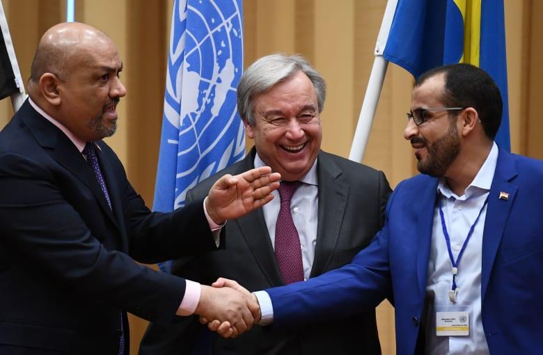الأردن يستضيف الجولة الثانية من المباحثات بين الحكومة اليمنية والحوثيين