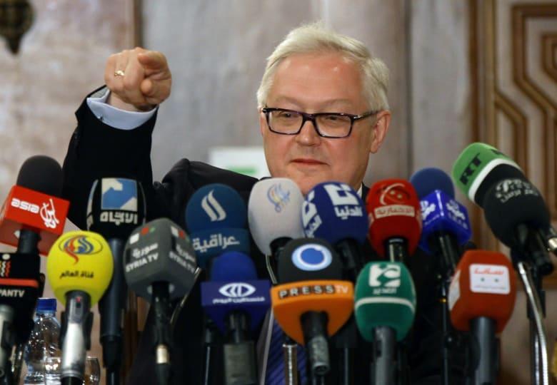"""بعد محادثات جنيف.. روسيا: واشنطن ستكون مسؤولة عن انهيار """"معاهدة النووي"""""""