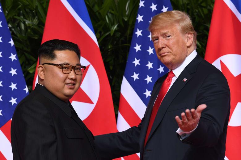 البيت الأبيض يعلن عن قمة ثانية بين ترامب وزعيم كوريا الشمالية في فبراير