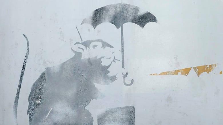 طوكيو تتحقق من عمل فني عمره أكثر من 10 أعوام قد يكون لبانكسي