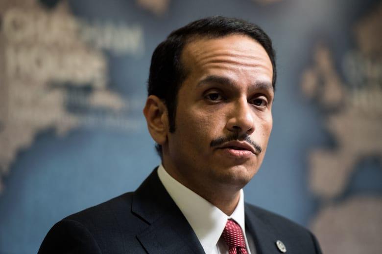 وزير خارجية قطر من دافوس: نعزز ما تريده شعوب المنطقة ونجحنا بمناطق مثل لبنان