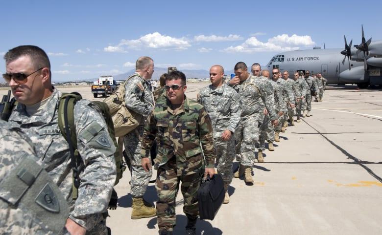 مصادر لشبكتنا: البنتاغون يرسل قوات إضافية لسوريا