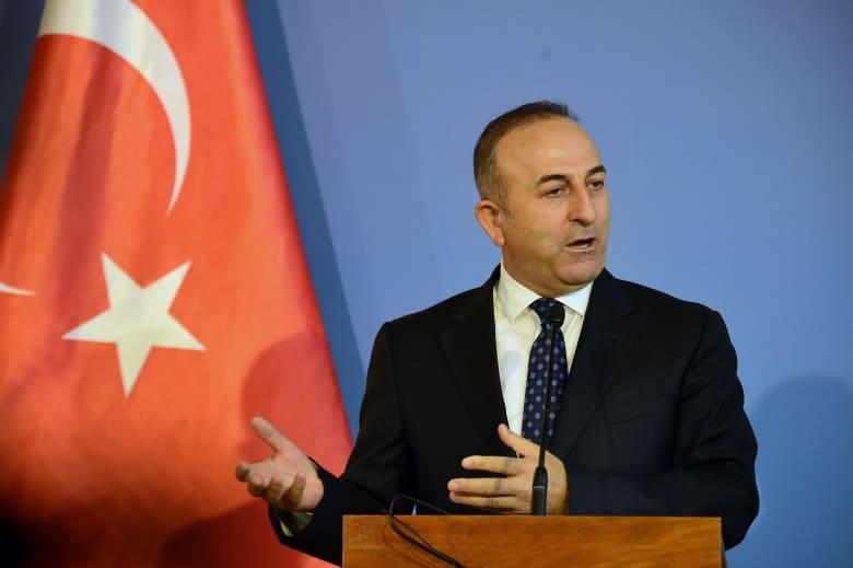 وزير الخارجية: تركيا ستبدأ بالتنقيب عن النفط والغاز قبالة سواحل قبرص