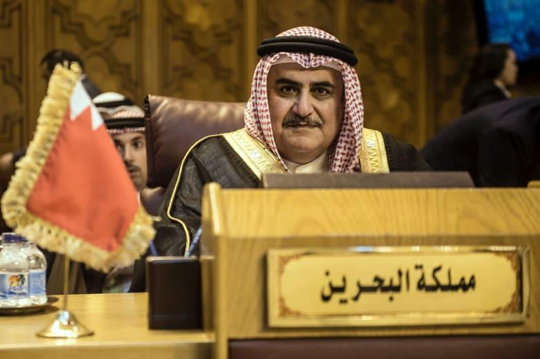 """وزير خارجية البحرين يشن هجوما """"شرسا"""" على حسن نصر الله"""
