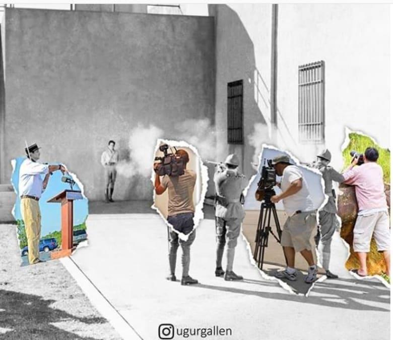 وجهان لعالم واحد.. مصور تركي يرصد فجوة الواقع بين الشرق والغرب