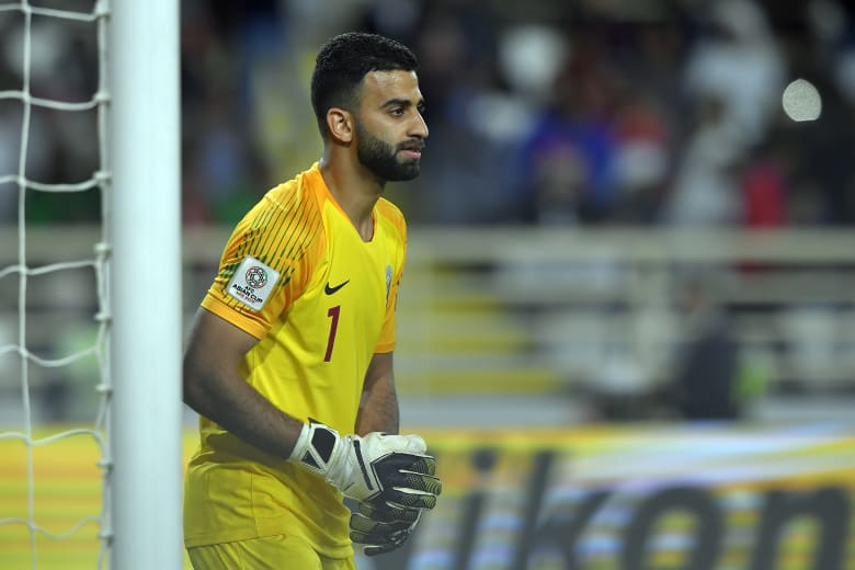 حارس مرمى قطر: لاعبو الإمارات نجوم كبار ودفاعنا خدمنا كثيرا