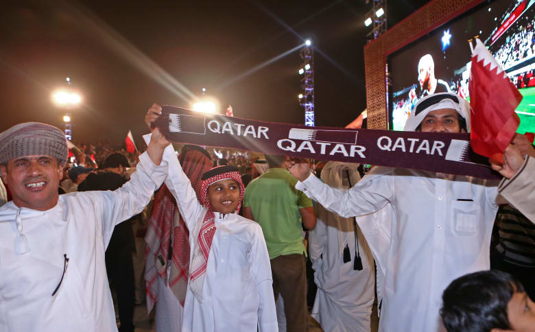 أمير الكويت يهنئ الشيخ تميم بفوز قطر: مصدر اعتزاز للكرة الخليجية والعربية