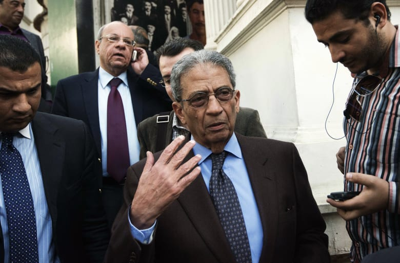 عمرو موسى يحدث عن سبب عدم قدرته على قبول استمرار حكم الإخوان بمصر