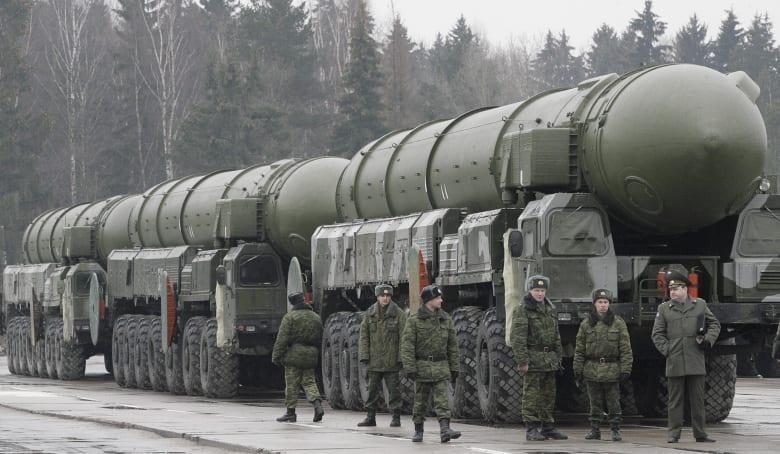 هل تنسحب أمريكا من معاهدة القوى النووية مع روسيا؟