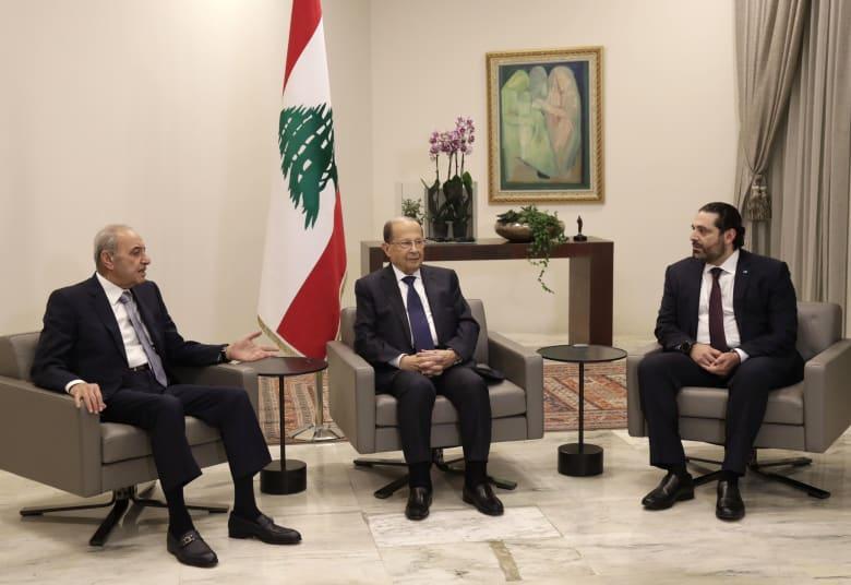 لبنان: الإعلان عن تشكيل حكومة وحدة وطنية برئاسة سعد الحريري