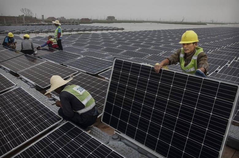 الصين تستثمر 373 مليار دولار في مشروعات الطاقة المتجددة