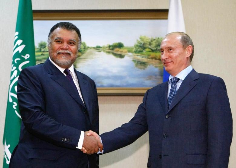 رئيس استخبارات السعودية الأسبق: بوتين قال لي أنتم من كبّر رأس بشار الأسد وسيأتيني حبوا