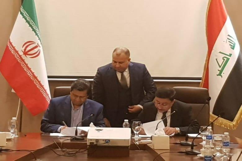 اتفاق إيراني عراقي يسمح لبنوك البلدين بالتعامل بالدينار واليور