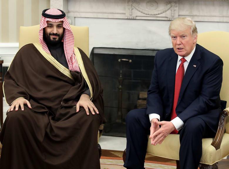 الجمعة آخر موعد ليجيب ترامب إن كان ولي عهد السعودية مسؤول عن مقتل خاشقجي