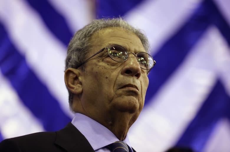 """عمرو موسى يتحدث عن """"غموض"""" تعديلات دستورية في مصر ويلفت لـ7 مرتكزات"""