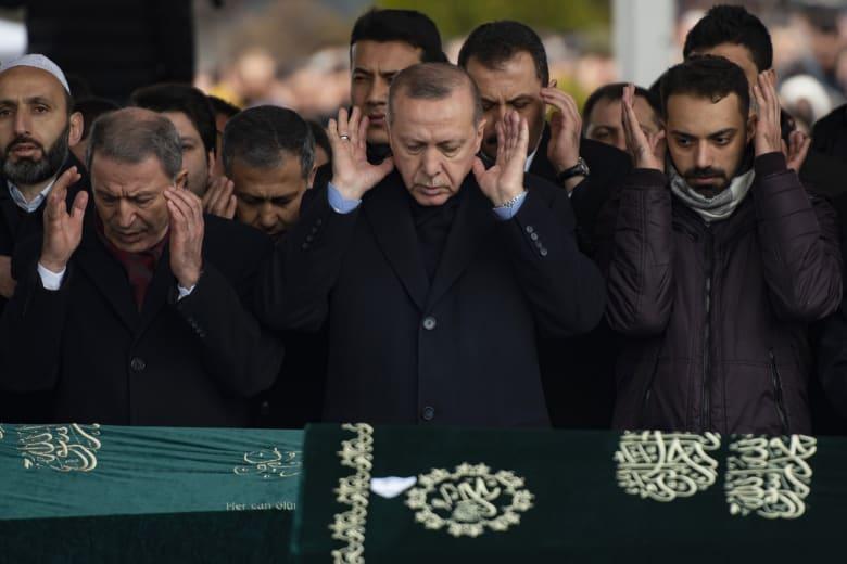 ارتفاع حصيلة ضحايا انهيار مبنى في إسطنبول.. وأردوغان يدعو لتعلم الدروس