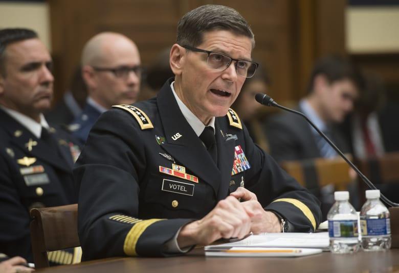 فوتيل يحذر: عدد مقاتلي داعش في العراق وسوريا يُقدر بعشرات الآلاف