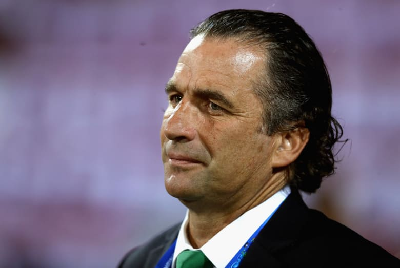 الاتحاد السعودي يحدد مصير المدرب الأرجنتيني للمنتخب