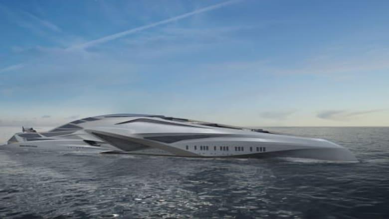 هذا المشروع قد يكون أكبر يخت ترفيهي في العالم.. فما ميزته؟