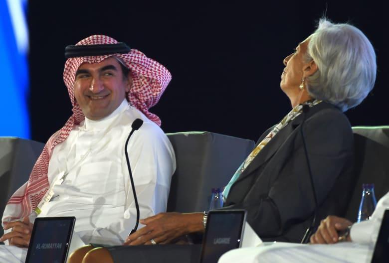 الصندوق السيادي السعودي يعتزم انفاق مليارات الدولارات في أمريكا