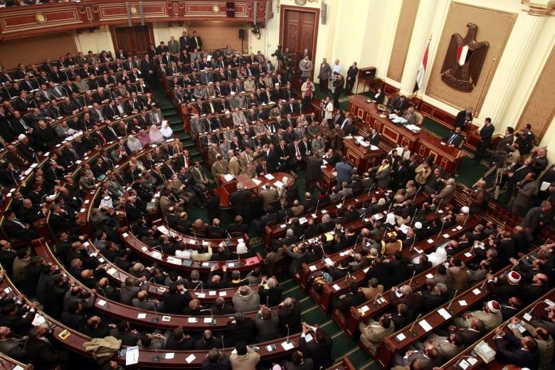 الأهرام: مجلس النواب المصري يوافق على التعديلات الدستورية بتأييد 485 عضوا