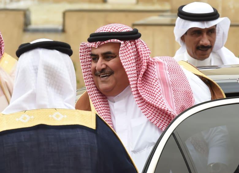 """ماذا نقلت """"سفارة إسرائيل بالخليج"""" على لسان وزير خارجية البحرين في وارسو؟"""