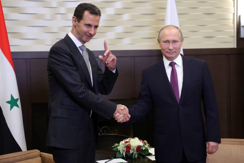 """بشار الأسد: نواجه 4 حروب.. وبعض الدول """"تعرقل"""" عودة اللاجئين"""
