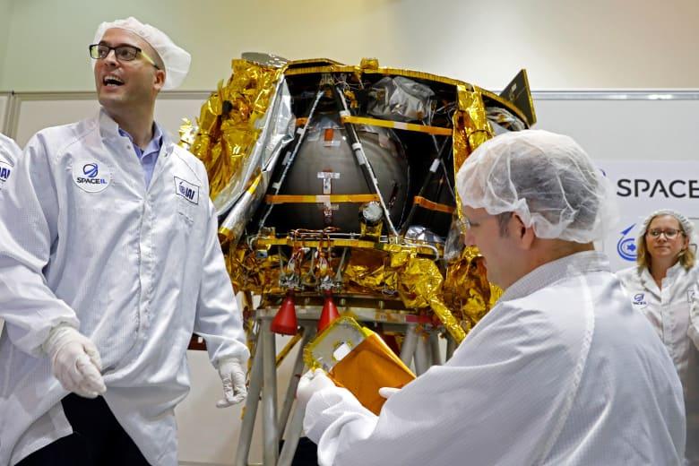 كرابع دولة في التاريخ.. إسرائيل تستعد لإرسال مركبة فضائية إلى القمر