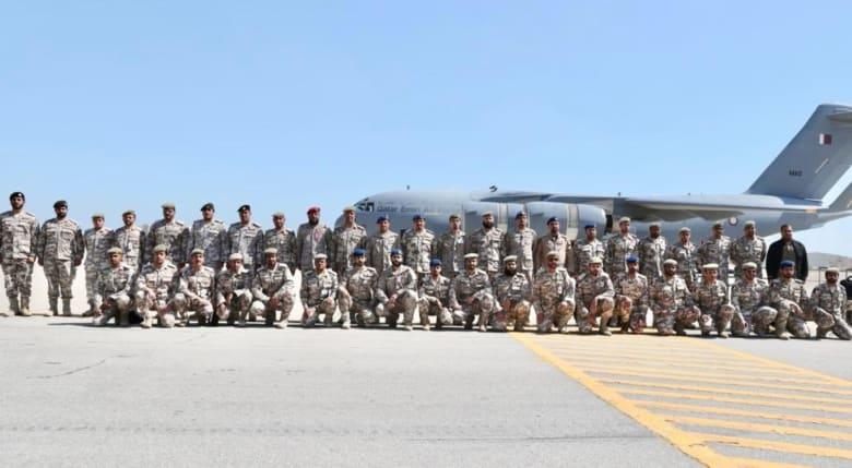 """رغم الأزمة.. قوات قطرية تصل للسعودية للمشاركة في """"درع الجزيرة"""""""