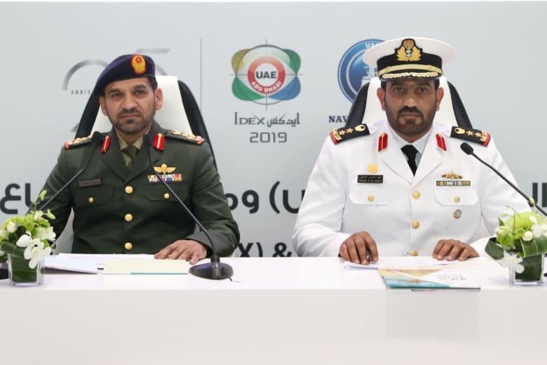 القوات المسلحة الإماراتية توقع عقودا دفاعية بـ 5.5 مليار دولار