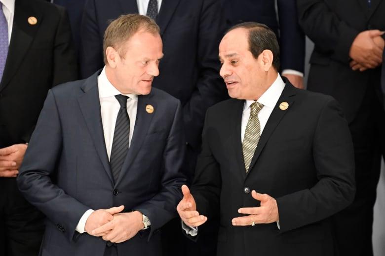 """السيسي يدافع عن عقوبة الإعدام بمصر: """"لدينا أخلاقياتنا وإنسانيتنا"""""""