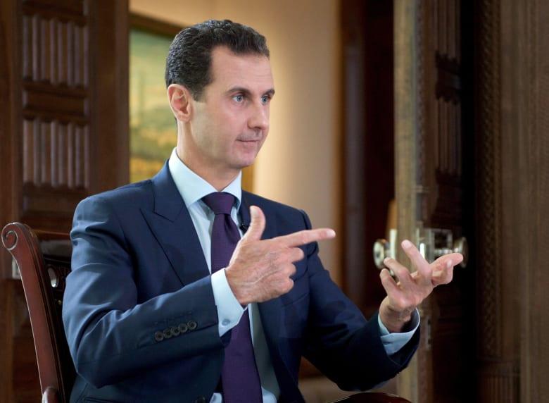 الأسد يزور إيران.. وروحاني يطلعه على فحوى اجتماع سوتشي
