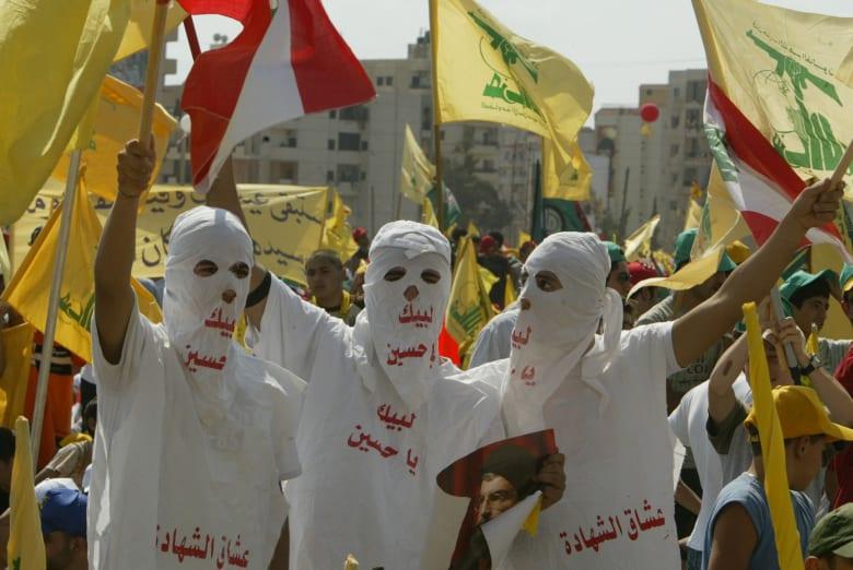 حزب الله يرد على قرار بريطانيا بإدراجه على قائمة الإرهاب
