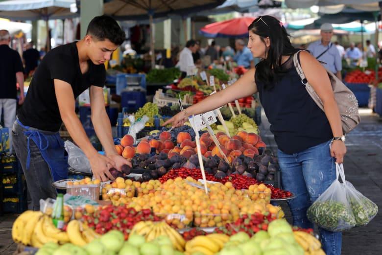 تركيا.. تضخم الأسعار ينخفض دون 20% ويبقى أعلى بكثير من العام الماضي