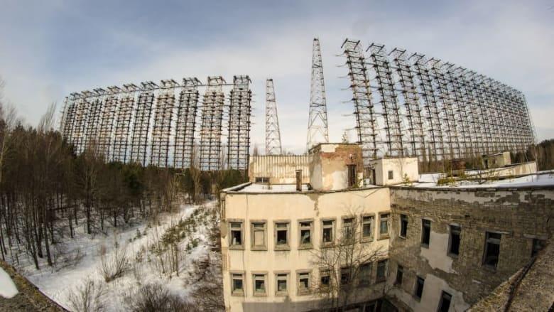ما سر الذي يخبئه هذا المبنى المهجور من أيام الاتحاد السوفيتي؟