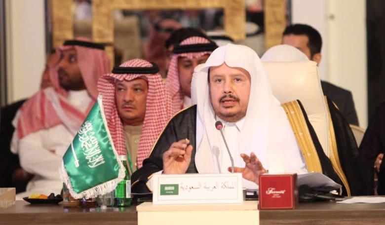 """رئيس مجلس الشورى السعودي ينفي رفض """"عدم التطبيع مع إسرائيل"""""""