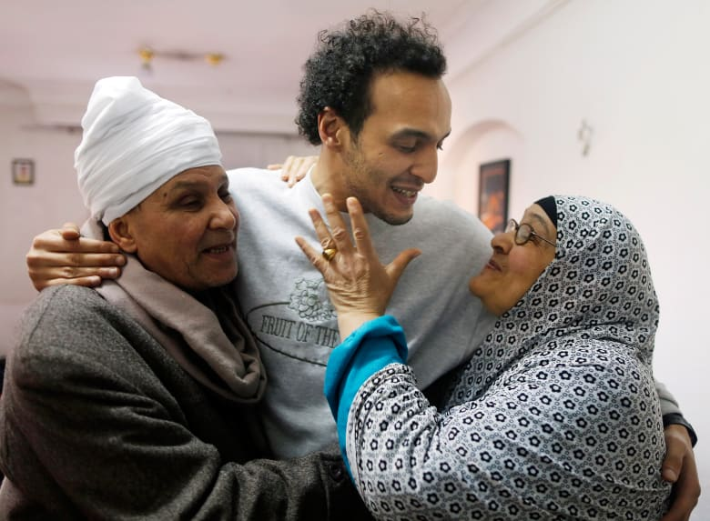 """إطلاق سراح الصحفي محمود أبو زيد """"شوكان"""" بعد سجنه 5 سنوات بمصر"""