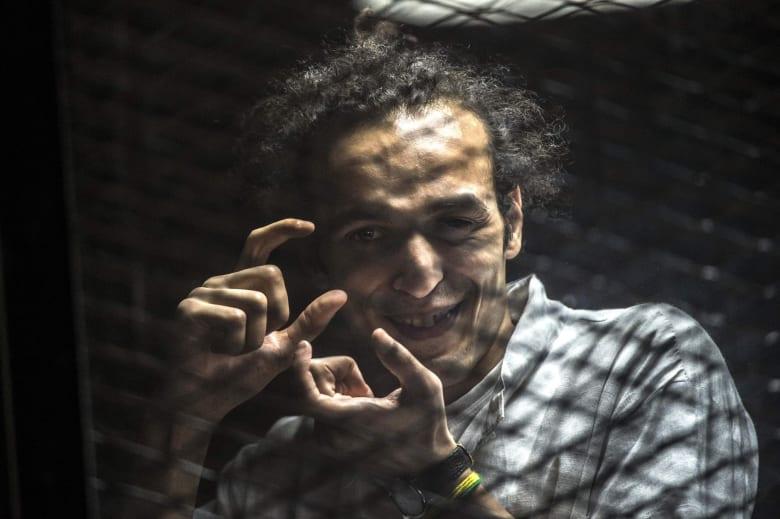 """المصور الإعلامي محمود أبو زيد """"شوكان"""""""