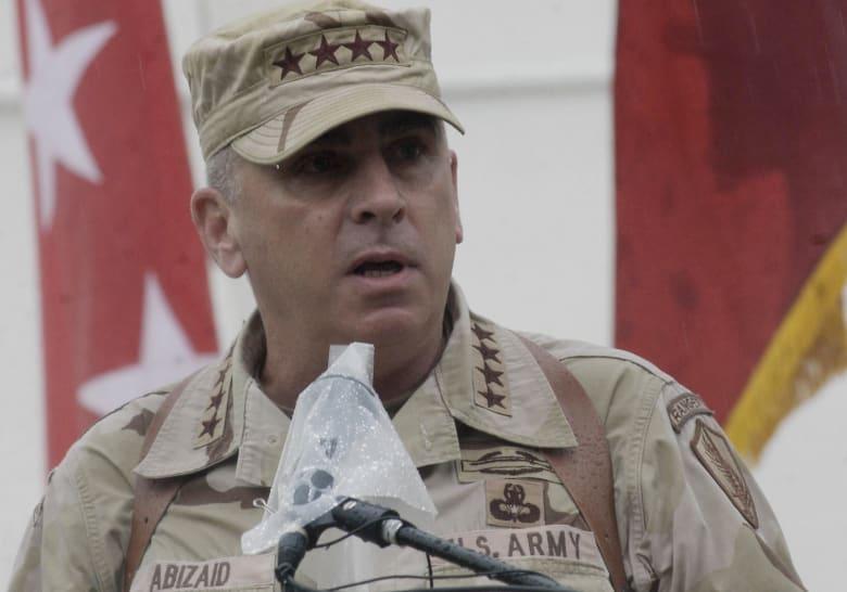 أصله لبناني وسجله حافل بالجيش.. من هو جون ابي زيد مرشح ترامب لمنصب سفير أمريكا في السعودية؟