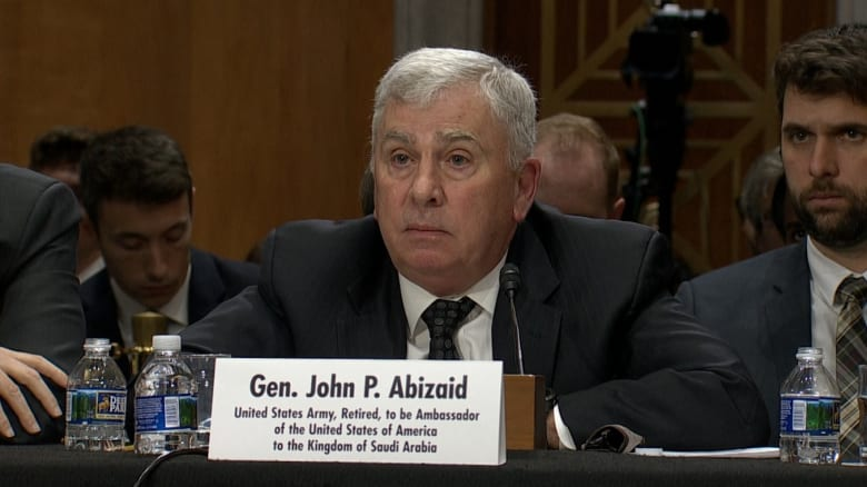 """جون أبي زيد: مستعد لخوض """"مناقشات قوية"""" مع السعودية حول جمال خاشقجي ووليد فتيحي"""
