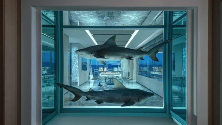 ألقي نظرة إلى تصاميم أحد أكبر الأجنحة في العالم بفندق فيغاس
