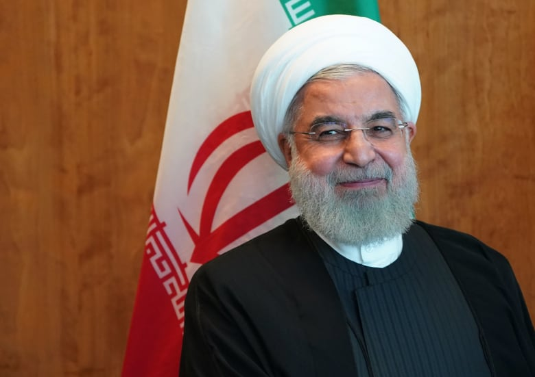 روحاني يصل بغداد في أول زيارة.. ورئيس العراق: لا استقرار دون إيران