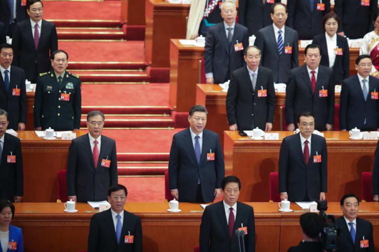شعر الرئيس الصيني يلفت أنظار الحضور.. ولكن ما السبب؟ Content