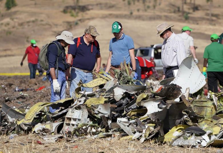 """بعد حادث إثيوبيا.. ضغوط عالمية على """"بوينغ"""" لوقف تسيير طائرات737 ماكس"""