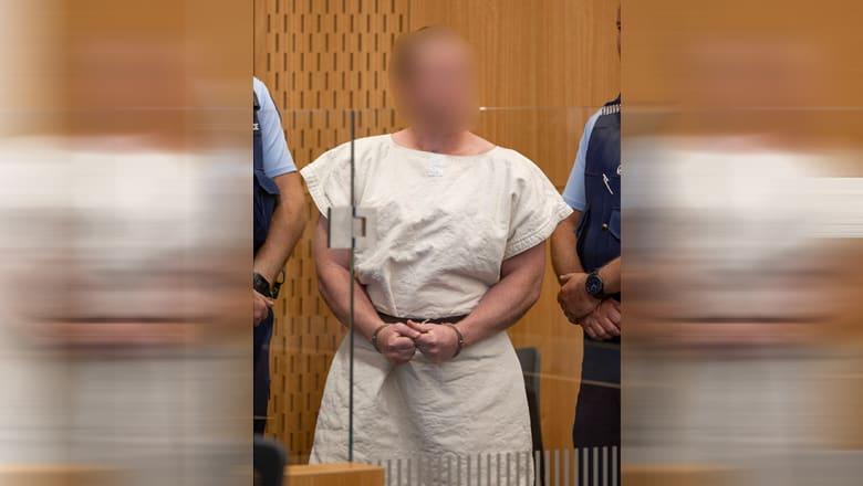 وجهت له تهمة واحدة بالقتل.. تفاصيل أول ظهور للمتهم بهجوم المسجدين في نيوزلندا أمام المحكمة