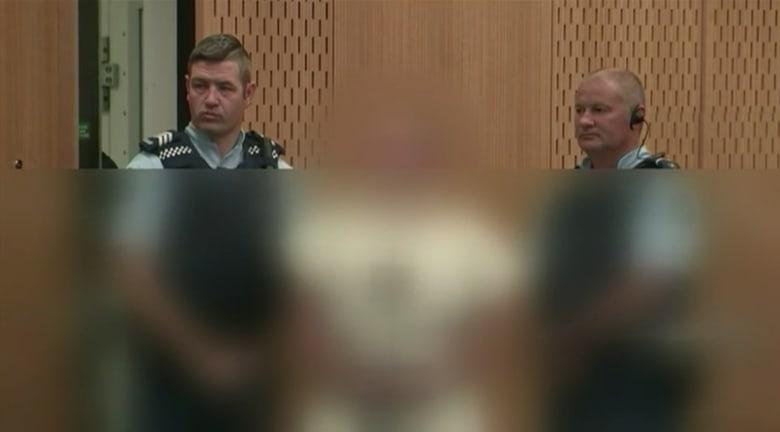 ماذا قال القاضي لمنفذ هجوم المسجدين في نيوزيلندا بأول ظهور له؟