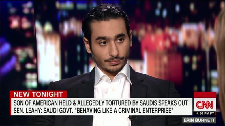 نجل الطبيب المحتجز في السعودية وليد الفتيحي يتحدث لـCNN عن لحظة اعتقال والده ويوجه رسالة