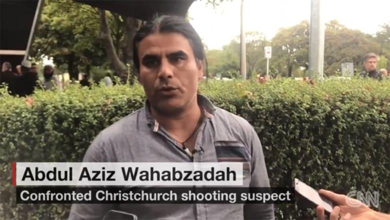 """""""لولاه لكانت حصيلة القتلى أعلى بكثير"""".. أب لـ4 أطفال واجه المهاجم في نيوزيلندا.. وهذا ما جرى"""