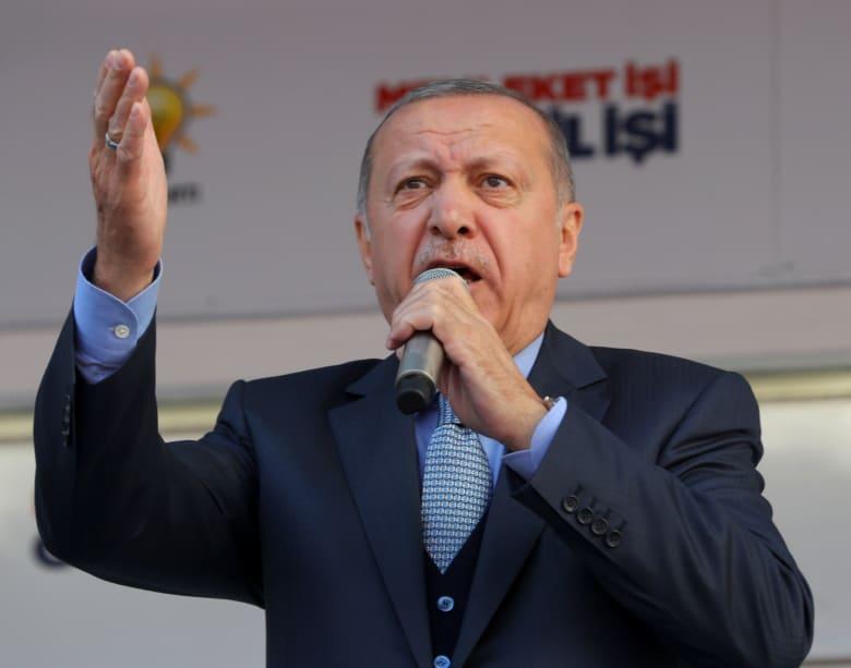 """بعد """"مجزرة المسجدين"""".. أردوغان ينتقد عدم استخدام وصف """"إرهابي مسيحي"""""""