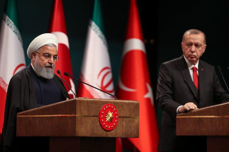 تصريحات متضاربة بين إيران وتركيا حول عملية عسكرية ضد الأكراد